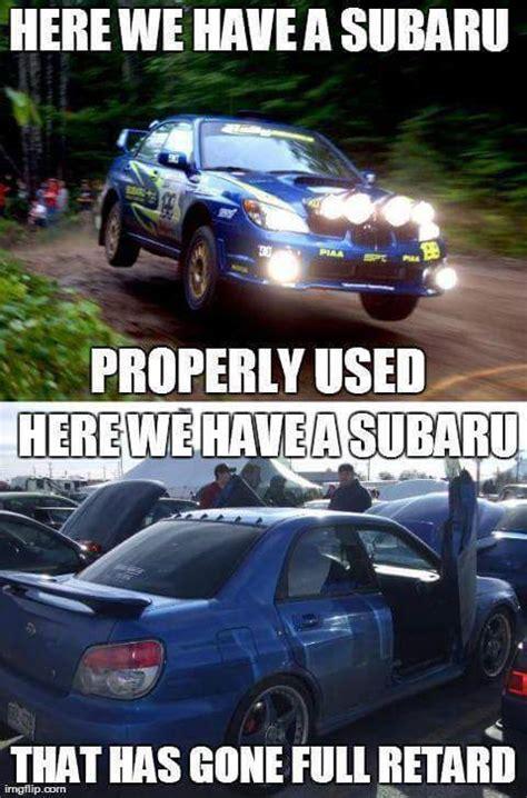 subaru meme nice car bad ricer