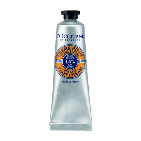 Loccitane Shea Butter Foot 150 Ml l occitane shea butter foot travel size 30ml