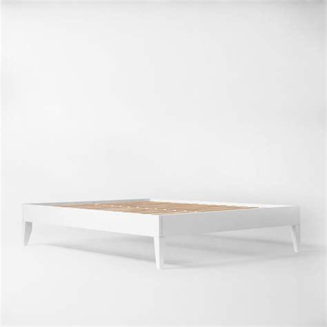 white wood king size bed frame bed white wood bed frame home interior design