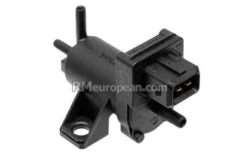 saab genuine saab intercooler vacuum valve 55562854