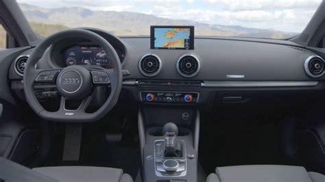 interior audi a3 sportback audi a3 sportback int 233 rieur