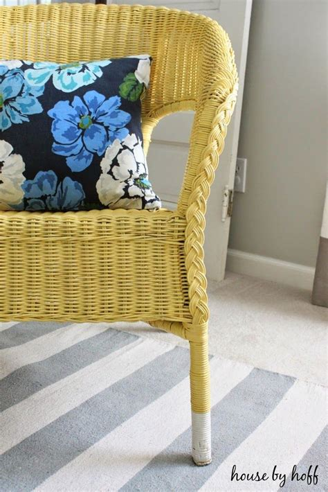 1000 ideas about spray paint wicker on