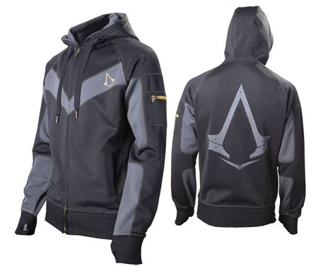 Hoodie Assassins Creed 8 Salsabila Cloth gamer heaven sells official assassins creed syndicate