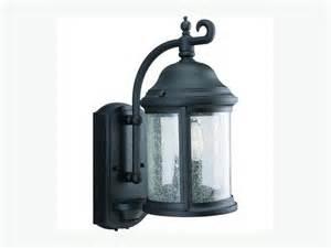 outdoor motion sensor coach lights outdoor coach light lantern new motion sensing maple