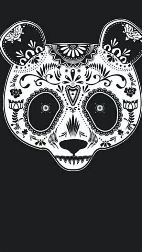 black and white drawing wallpaper background black drawing iphone panda image 4061712
