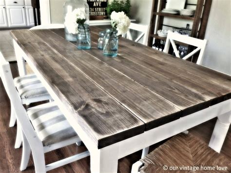 build a rustic dining room table build a rustic dining room table top table blue and