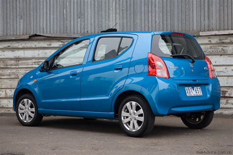 Review Suzuki Alto Suzuki Alto Review Road Test Caradvice