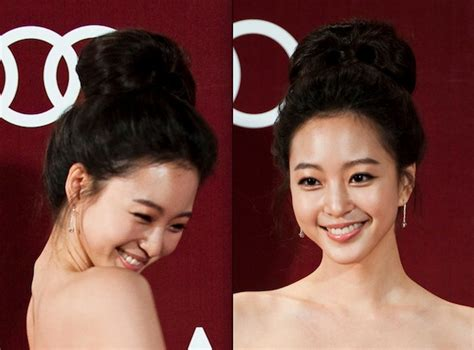 homecoming hairstyles for asian hair leslie han s beehive bun asian prom hairstyle ideas