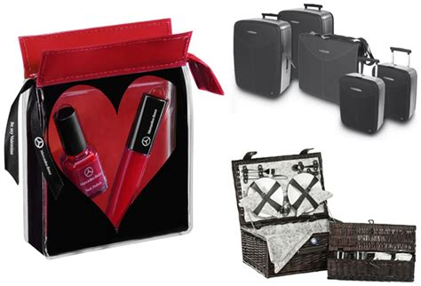 valentines mb day gift ideas from mercedes