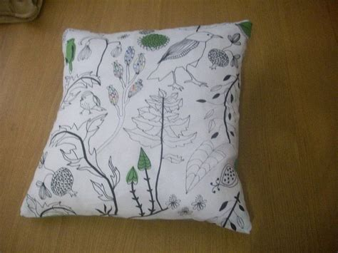 Easy Cushion Covers by Simple Cushion Cover 183 How To Make A Pillow Cushion