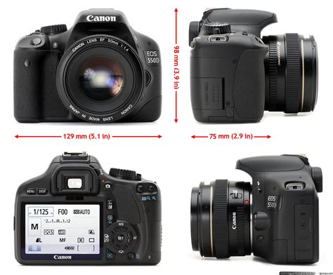 canon t2i canon eos 550d rebel t2i x4 digital in depth