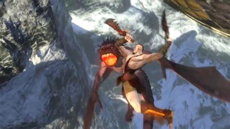 god of war caly film pl god of war ascension gameplay teaser movie gamepressure com