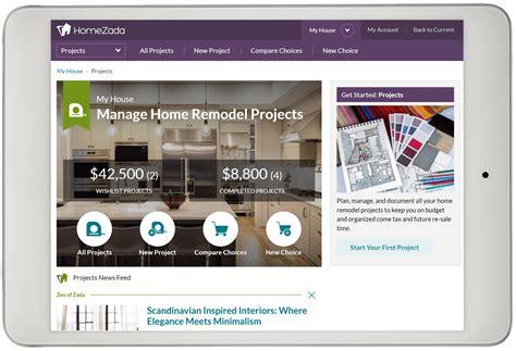home remodel software home improvement remodeling software homezada
