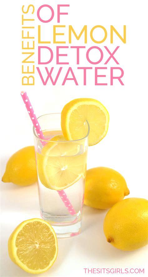 How Does Lemon Detox Work by 10 Benefits Of Lemon Detox Water