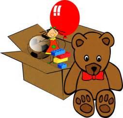 Toys Clipart box of toys clip at clker vector clip