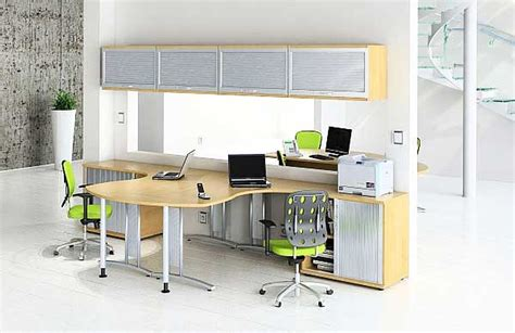 modern offices decor with awesome decoration and brown