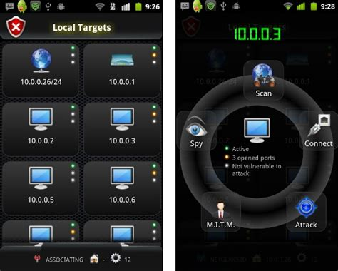 free mobile data hack android now hack networks with the android network toolkit app on android