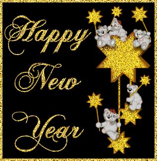 new year animated graphics happy new year glitter gifs picgifs