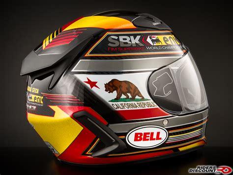 Bell Ltd bell carbon sbk laguna seca limited edition helmet