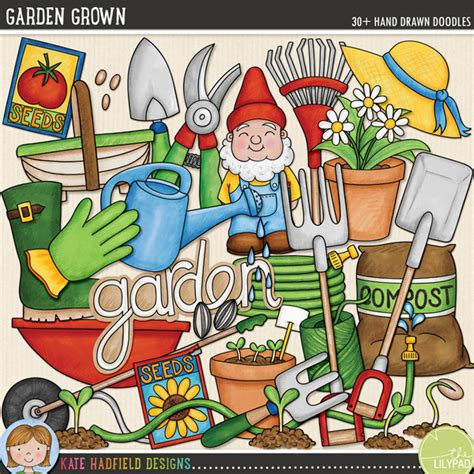 doodle name danica garden grown featured kit kate hadfield designs