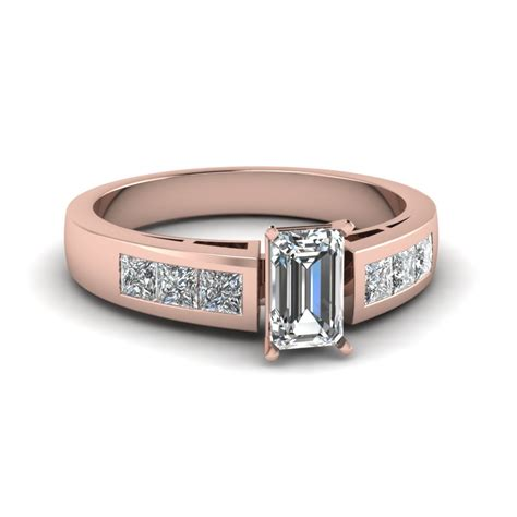 Emerald Cut by Top 20 Emerald Cut Rings Style Fascinating Diamonds