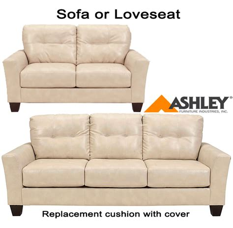 ashley furniture couch cushions ashley 174 paulie replacement cushion cover 2700038 sofa or