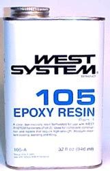 Cost Of Epoxy Resin West System 105 Epoxy Resin Gallon