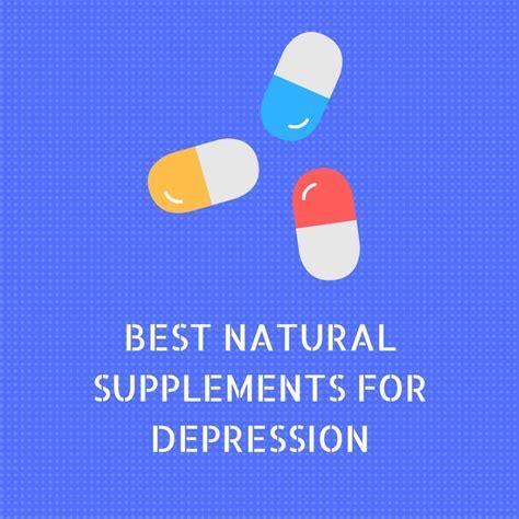 supplements for depression best supplements for depression psysci co