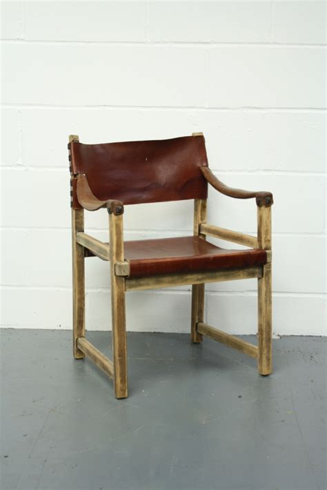 The Dining Chair Company Vintage Leather Safari Chair Dining Chair Lovely And Company