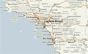 map of laguna california laguna location guide
