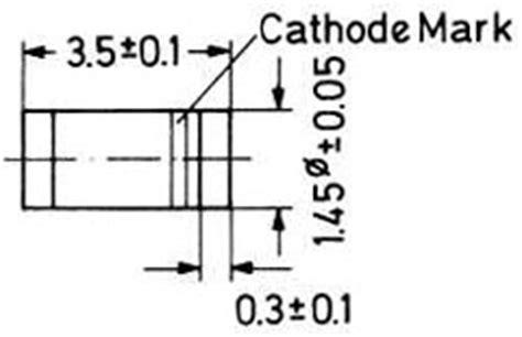 dioda zenera 1n4001 diody prostownicze i diody zenera w obudowach smd
