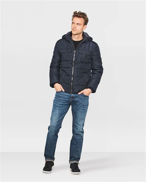 Padded Hooded Jacket heren hooded padded jacket 79915687 we fashion