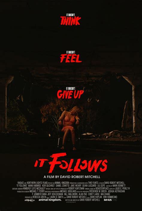 film it follows it follows a tribute but not a ripoff gasbag