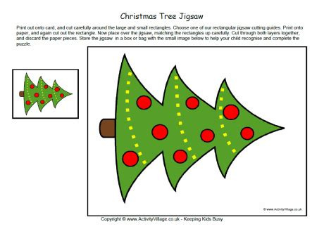 christmas tree glyph printable from the heart up