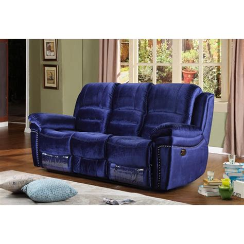 royal blue furniture claton 3 seater royal blue sofa sofa homesdirect365