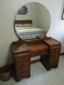 Antique Bedroom Vanities For Sale Deco Waterfall Vanity For Sale Classifieds