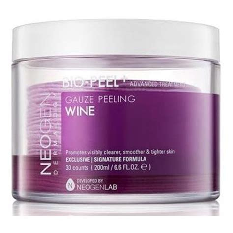 Neogen Biopeel Gauze Peeling Wine Neogen Bio Peel Gauze Peeling Wine Reviews Photo