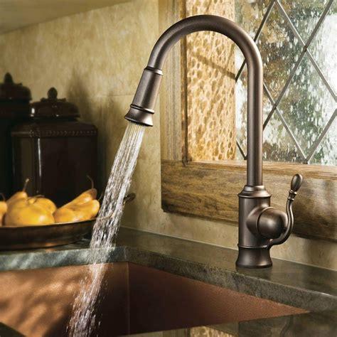 stainless steel kitchen sink with bronze faucet bronze faucet with stainless steel sink