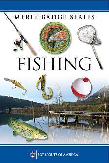 fishing merit badge