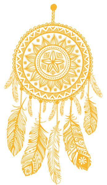 dreamcatcher gold tattoo tattooforaweek temporary