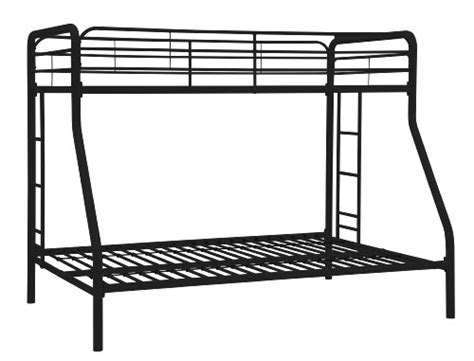 dorel home products twin over full futon bunk bed dorel home products twin over full bunk bed black