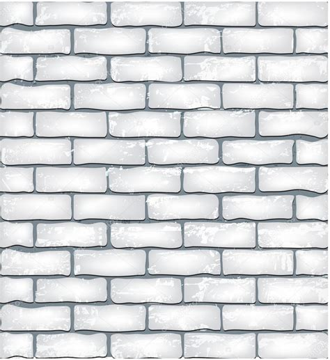 brick vector picture brick tile for kitchen cabinets white brick wall seamless pattern stock vector 169 ola