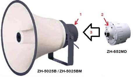 Speaker Toa 50 Watt jual toa modifikasi horn toa 25 watt gt gt gt gt 50 watt
