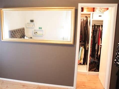 schlafzimmer zwischenwand der begehbare kleiderschrank selber bauen ordnungsliebe