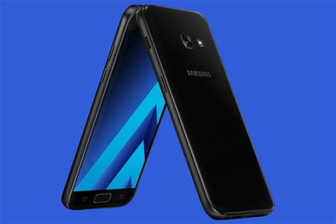 Samsung A Series Samsung Introduces Galaxy A Series 2017 With Ip68 Rating