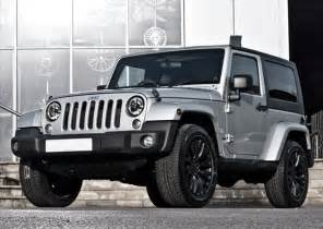 Jeep Silver Project Kahn S Silver Jeep Wrangler Looks Ready For