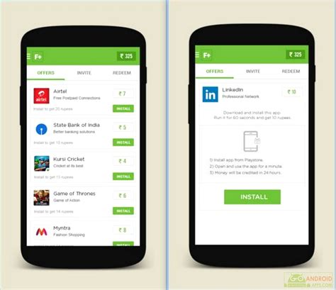 get free mobile recharge free mobile recharge apps for android in india
