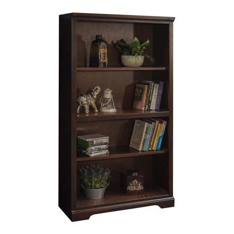 cherry wood shelves legends furniture brentwood cherry wood 4 shelf