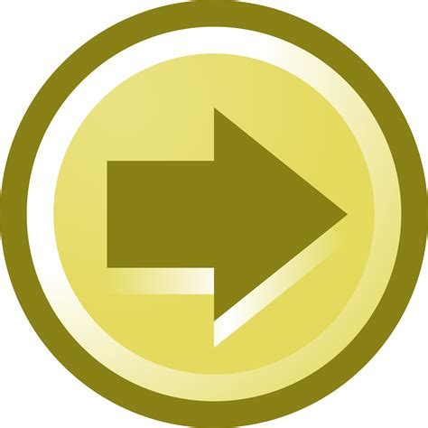icon jpg free vector illustration of a right arrow icon