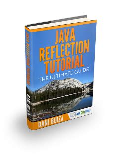 reflection books java reflection tutorial java code geeks